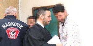 Üniversite öğrencisi teminata bağlandı