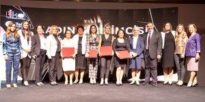 2019 Yılı Kadın Girişimcileri ödüllendirildi