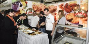 'Uluslararası Gastronomi Fuarı' güneyde açıldı