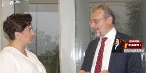 """""""Kıbrıs sorunu ve deniz yetki alanları birlikte ele alınmalı"""""""