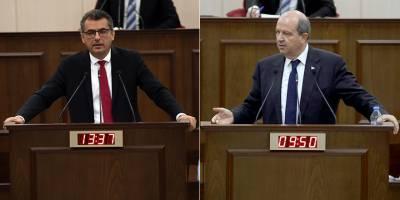 """CTP Genel Başkanı Tufan Erhürman:  """"Ekonominin önünde iki yeni risk var"""""""