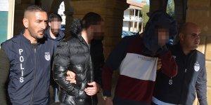 'Kemer, bıçak, sopa, zincirli' kavga zanlıları tutuklandı