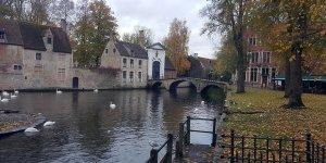 Kuzeyin Venedik'i Brugge
