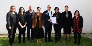Halkın Partisi'nden Kadın Sığınma Evi'ne katkı