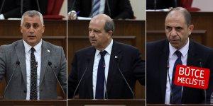 """Maliye Bakanı Amcaoğlu:  """"Ortalama yüzde 3.3 büyüme olacağı tahmin edilmekte"""""""