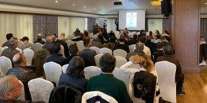 """Kıbrıs Türkler Nereye"""" konferansı   """"Gelecek için ortak mücadele şart"""""""