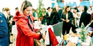Christmas Bazaar coşkusu