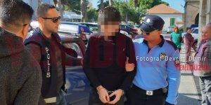 "Polis: ""Başına taşla vurduğunu itiraf etti"""