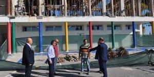 Cihangir - Düzova İlkokulu'na 2 yeni derslik