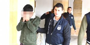Hırsızlık zanlısına 6 gün tutukluluk