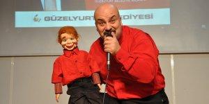 Güzelyurt Belediyesi çocuklara yeni yıl etkinliği düzenledi