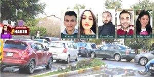 Girneliler huzur, güvenlik ve trafik sorununa çözüm istiyor