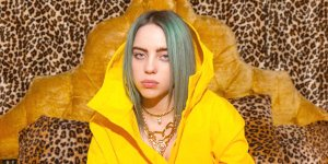 Son Yılların En Genç Ünlülerinden  'Billie Eilish'