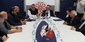 DAÜ'de Toplu İş Sözleşmesi İmzalandı