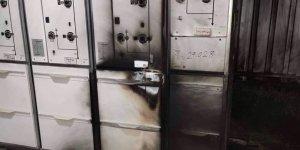 Trafo patladı, Mağusa, İskele elektriksiz kaldı