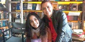 TMK öğrencisi Derin Ahmetoğlu'nun yazdığı kitabın tanıtımı yapıldı