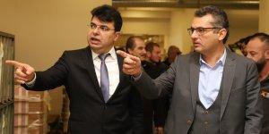 Erhürman Lefkoşa'da yurttaşlarla buluştu