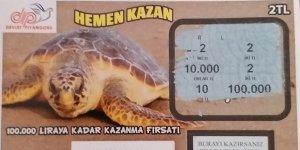 """""""Kazı Kazan""""dan 100 bin TL"""