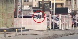 'Şüpheli çanta' bomba paniği yarattı