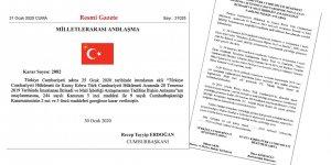 Erdoğan imzasıyla hibe kullanımı