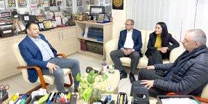 ARUCAD, United Medya'yı ziyaret etti