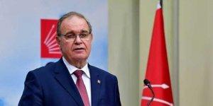 CHP: Akıncı'nın açıklamaları vahim ve talihsiz
