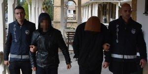 Biri cezaevine gönderildi biri teminata bağlandı