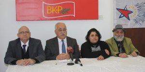 BKP, Akıncı'ya destek verecek