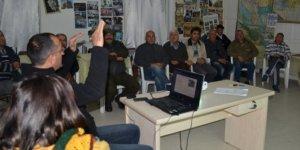 Zeytin üreticilerine eğitim verilecek