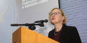 """""""Kapsamlı çözüm cinsiyet odaklı politikalarla birlikte daha büyük bir ekonomik hareketlilik getirecek"""""""