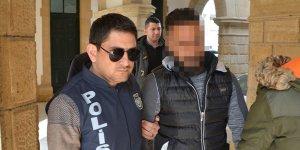 Kuruyemiş çaldığı iddiasıyla tutuklanan zanlıya 1 ay tutukluluk