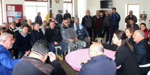 Yenierenköy Bucak Binası hizmete açıldı