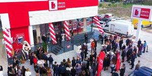 Limasol Bankası Mağusa Elit Şubesi yeni yerinde hizmete girdi