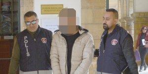 Uyuşturucuyla gelen turiste, cezaevinde konaklama