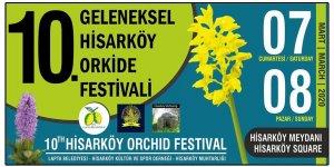 Hisarköy'de Orkide Festivali yapılacak