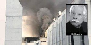 Yangın sonrası 4. ölüm