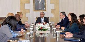 Akıncı, BM'ye daha etkin rol üstlenmesini talep etti