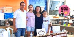 Kıbrıs'ın kuzeyinde 'Organik Bal' üretimi yapan tek üretici…