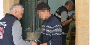 10 gr uyuşturucu, 3 gün tutukluluk