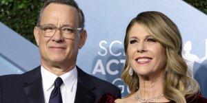 Tom Hanks ve Rita Wilson karantinada