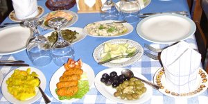 Boghjalian Konak Restaurant- Lefkoşa
