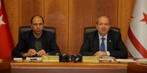 Bakanlar Kurulu toplandı, Manavoğlu da toplantıda