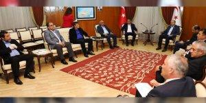 Başbakanlık'ta 'ekonomik paket' görüşmesi