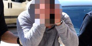 Üzerinden 1 gram hintkeneviri çıktı, tutuklandı