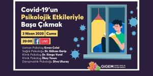 GİGEM'den 'canlı yayın'