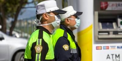 Yasak ihlalinde 55 tutuklu