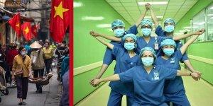 Virüsü yenen ülke: Vietnam