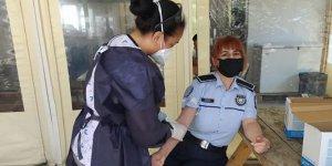 436 Polise test yapıldı