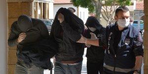 İzinsiz kazıda toplam 6 tutuklu