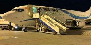 Ercan'dan Antalya'ya charter uçuş